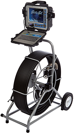 Pipe-Inspection Camera: Electric Eel Manufacturing
