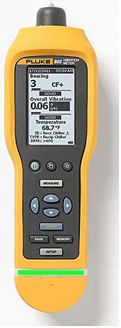 Vibration Meter: Fluke Corp.