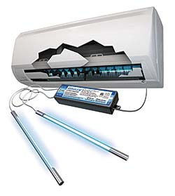 Ultraviolet Light System: Fresh-Aire UV
