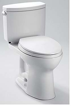High-Efficiency Toilet: TOTO USA Inc.