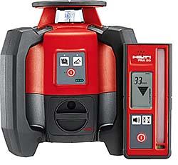 Rotating Laser: Hilti Inc.