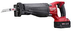 Cordless Saw: Milwaukee Electric Tool Corp.