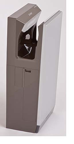 Hand Dryer: Mitsubishi Electric Jet Towel, Mitsubishi Electric US Cooling & Heating Division