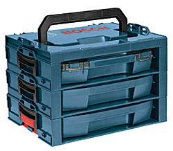 Storage System: Bosch Power Tools and Accessories