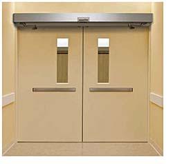 Integrated Door System: Adams Rite Mfg. Co.