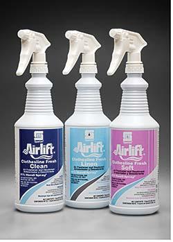 Disinfectant Sprays: Spartan Chemical Co. Inc.