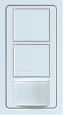 Occupancy Sensor Switch: Lutron Electronics Co. Inc.