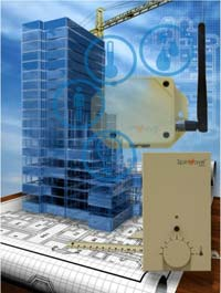 Wireless Mesh Sensor Network: Spinwave Systems Inc.
