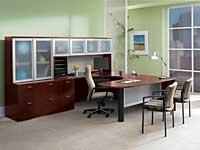 Laminate Furniture: The HON Co.