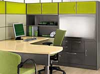 Office Storage: Allsteel Inc.