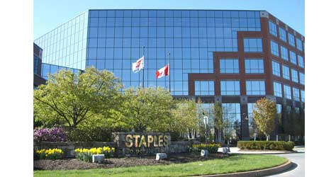 LED Lighting Provides Maintenance Benefits for Staples