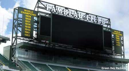 Lambeau Field Expansion Delivers Water Savings and Efficiency to Green Bay Packers' Home
