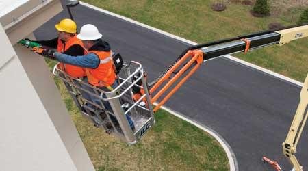 Aerial Work Platforms: Lifting Productivity