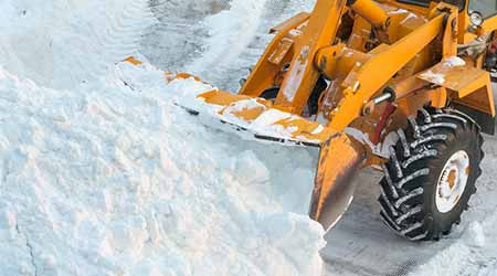 PRODUCTS: Snow and Ice Management