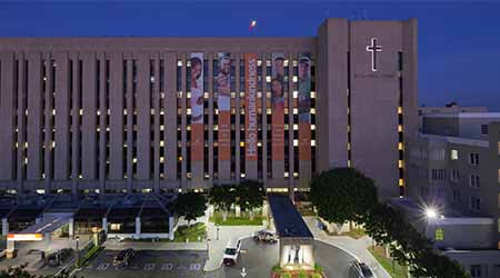 California Hospital Paves Way for Systemwide LED Exterior Lighting Upgrade