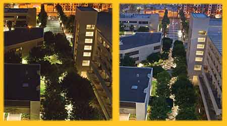 Hospital Seeks Turnkey Solution for LED Exterior Lighting Upgrade