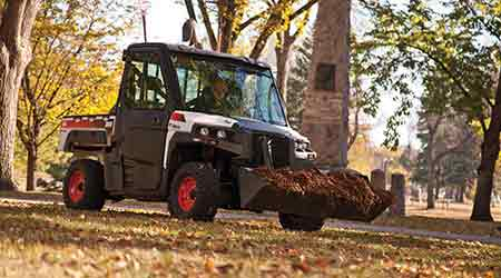 Popular Attachment Options for Utility Vehicles