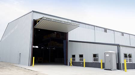 Improvements in Metal Building Systems Offer Advantages