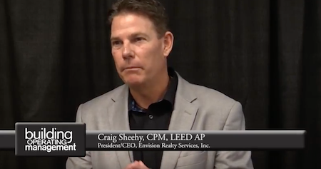 VIDEO: Craig Sheehy on LEED: Building Operations and Maintenance