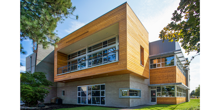 Electrochromic Glass Results in Energy Efficiency at LEED Certified Facility