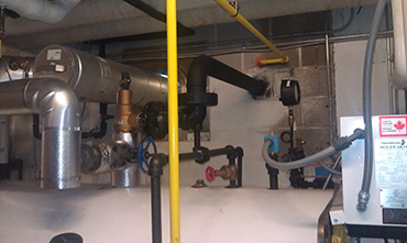 Observing And Correcting Relief Valve Piping Issues