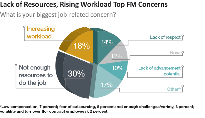 Top FM Concerns graph