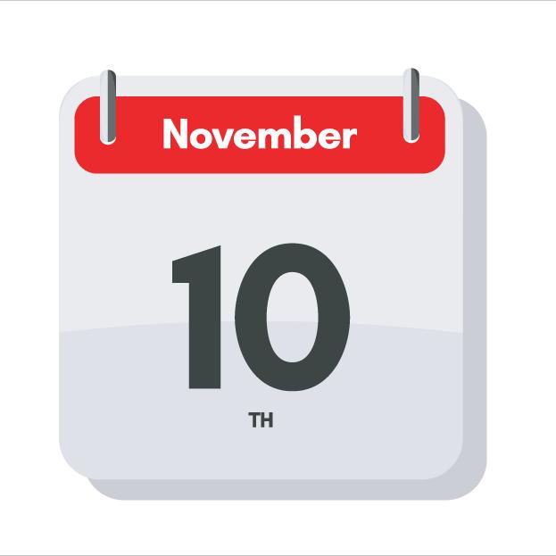 Nov. 10