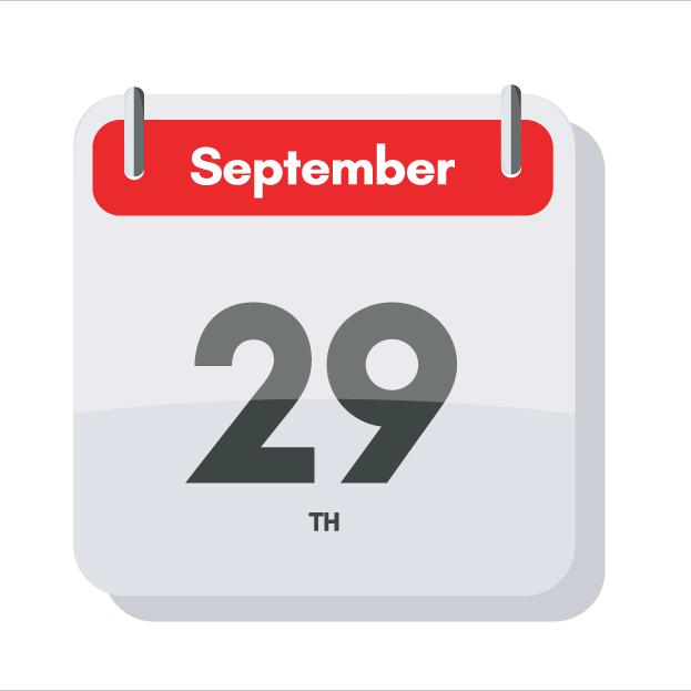Sept. 29