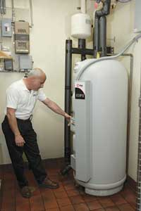 Water Heater Meets Restaurant S Peak Demand Facility