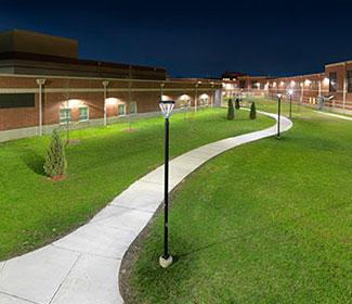 Ohio School District S Outdoor Led Upgrade Yields