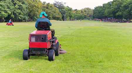 Savvy Specification for Grounds Equipment