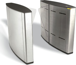 Optical Turnstile: Smarter Security Systems Ltd.