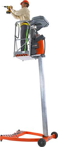 Portable Aerial Lift: JLG Industries Inc.