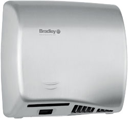 Hand Dryer: Bradley Corp.