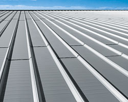 Metal Roof System: Butler Manufacturing Co.