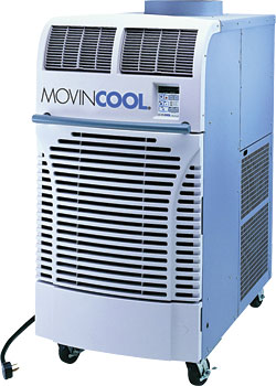 Spot Cooling: MovinCool/DENSO Sales California Inc.