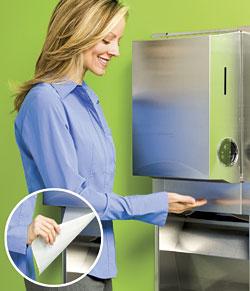 Electronic Towel Dispenser: Kimberly-Clark Professional