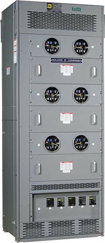 Multi-Tenant Submeter: Schneider Electric