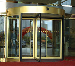 Revolving Door Systems: Besam Automated Entrance Systems