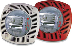 Wall Mount Speaker/Strobe: Gentex Corp.