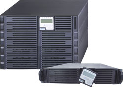Unistar P Series Single-Phase, Rack-Mounted UPS: Staco Energy Products Co.