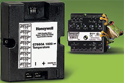 Dry-Bulb Temperature Sensor: Honeywell Building Solutions