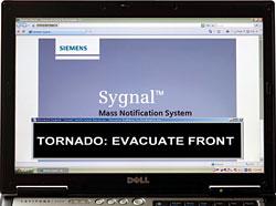 Sygnal: Siemens Building Technologies Inc.
