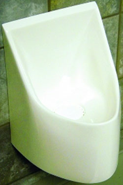 Santa Fe Waterless Urinal: Waterless Co. Inc.