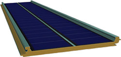 PV Roof Panels: Centria Architectural Systems