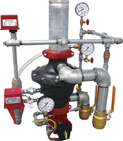 Facilities Management Hvac Dry Pipe Valve Viking Corp