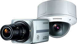 A1 Security Camera: Samsung/GVI Security Inc.