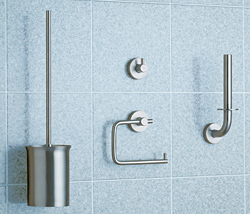 Restroom Accessory Line: Bobrick Washroom Equipment Inc.