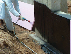 Waterproofing Membrane: W.R. Meadows Inc.