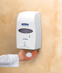 Touchless Soap System: Kimberly Clark Professional